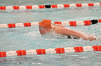 Butzler Carves Out Another Spot in Jersey Shore History With Rare 100th Swimming Victory