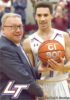 Insinger and Ross Make History on a Special Day for Loyalsock Basketball