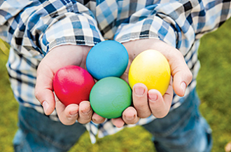 Create and Hide Unbreakable Easter Eggs