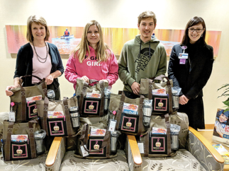 South Williamsport Student Raises Funds for Comfort Totes for Cancer Patients