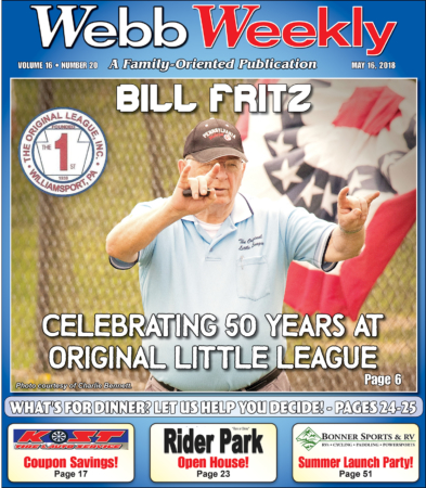 Bill Fritz Looks Back At 50 Years of Umpiring