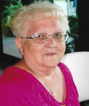 Frances E. Weaver, 83