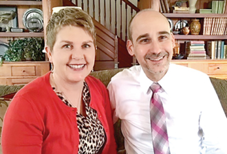 This Week's LION: Tim and Beth Schoener: A Home Away from Home