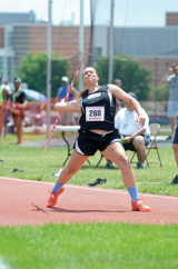 Goals Become Reality as Malicky Places at States With School-Record-Breaking Throw in the Javelin