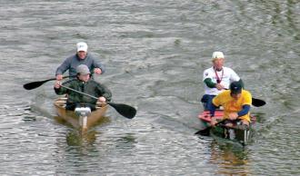 Tiadaghton Elm and Keystone Challenge Canoe/Kayak/SUP Events on the Susquehanna River