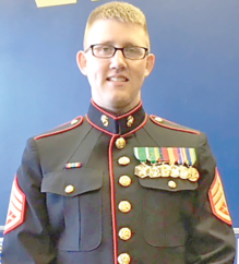 This Week's LION: USMC Staff Sergeant Kyle Roach