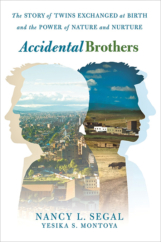 """The Bookworm Sez:""""Accidental Brothers: The Story of Twins Exchanged at Birth and the Power of Nature and Nurture"""""""