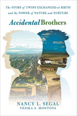 "The Bookworm Sez:""Accidental Brothers: The Story of Twins Exchanged at Birth and the Power of Nature and Nurture"""