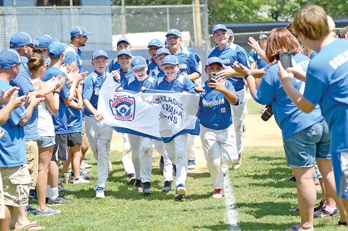 Keystone Makes its Final Push to the Little League World Series in One of the Biggest Moments of the Postseason