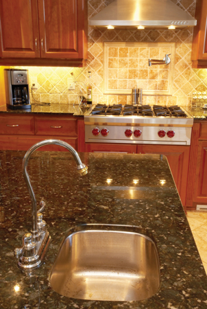 Caring for Kitchen Countertops