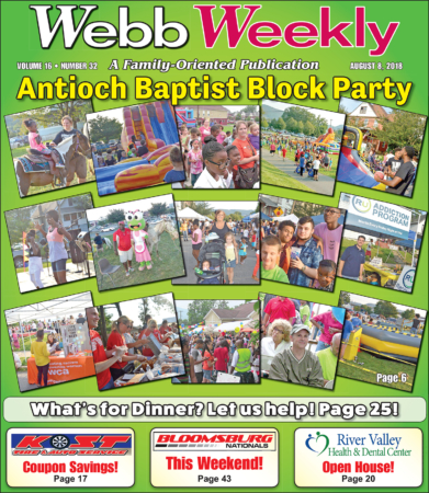Antioch Baptist Church Annual Block Party Slated For Wednesday August 8