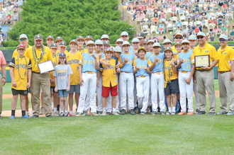 Peachtree City and Honolulu Create Lifetime Bonds as Both Teams are Awarded the Sportsmanship Award