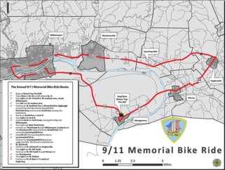 17th 9-11 Memorial Coalition Motorcycle Ride To Take Place Tuesday, September 11