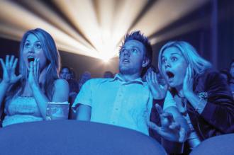 Horror Films Keep Moviegoers Screaming