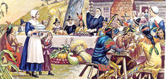 Thanksgiving Day in America