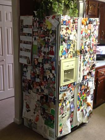 Refrigerator Art: The Sequel