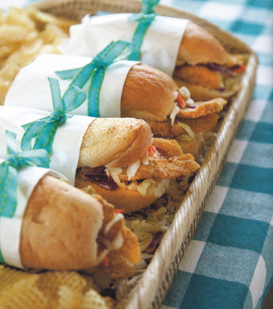 Southern Specialty Showcases Comfort Food