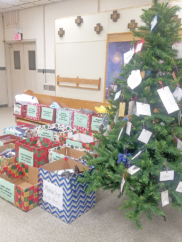 The Giving Tree Courtesy of St. Ann Catholic Church