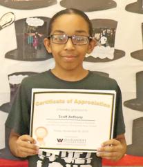 """Always Give Thanks"" By Scott Anthony Watson – 6th Grade, Curtin Intermediate School"