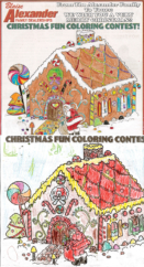 Blaise Alexander Christmas Coloring Contest Winners!