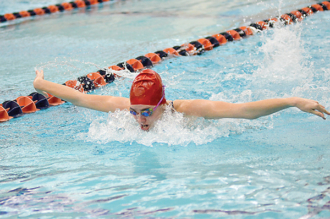 It All Comes Full Circle as Lewisburg's Lauren Michaels is Honored With Seniors at Bucknell