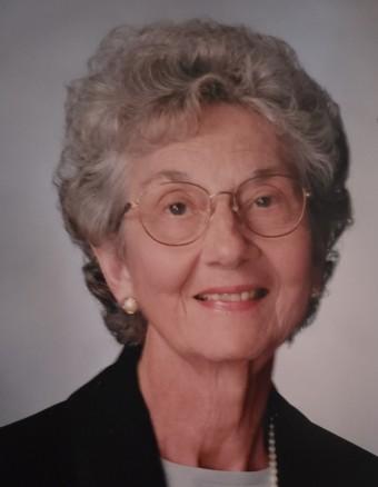 Doris F. Phillips, 89