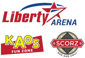 Liberty Arena Expands to Add Kaos Fun Zone and Scorz Bar and Grill to Downtown Williamsport