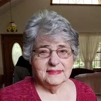 Barbara Ann Henthorn, 84