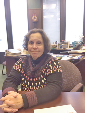Women's Month Feature: Judge Nancy Butts