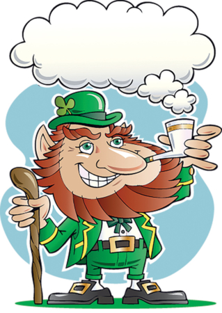 The Origins of the Leprechaun Myth