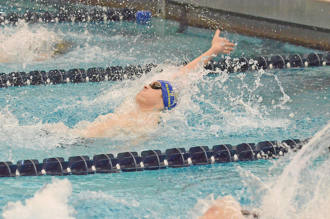 Montoursville's Sam Jordan Finishes Fourth in 100 Back at the PIAA Swimming and Diving Championships