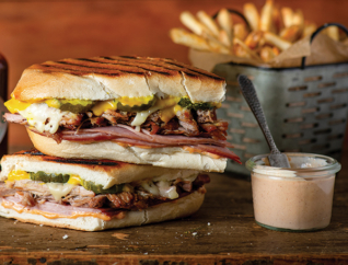 How to Create a Smoky Cubano Sandwich