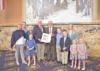 Wheeland Honors Coach Insinger