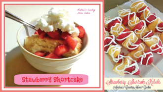 Andrea's Country Home Cookin: Strawberry Season