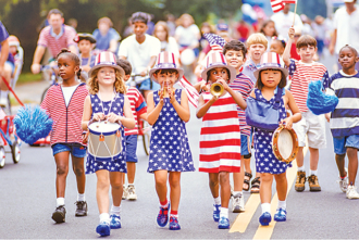 Independence Day Activities are Plentiful Throughout the Area