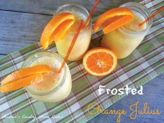 Andrea's Country Home Cookin: Cool Beverage Anyone?