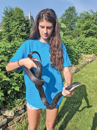 """The """"Snake Whisperer"""""""