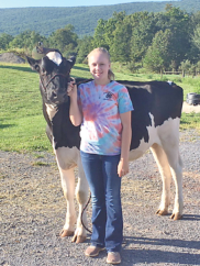 This Week's LION: Katelyn Taylor – LyCo Dairy Maid