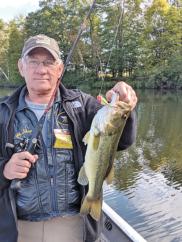 Some Good Bass Fishing Still Ahead