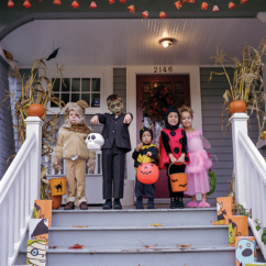 Make Trick-or-Treating Fun in Rural Areas