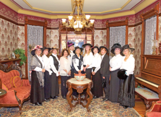 21st Annual Victorian Christmas To Be Held This Weekend, November 22-24