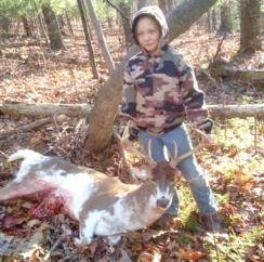 Changing Deer Seasons