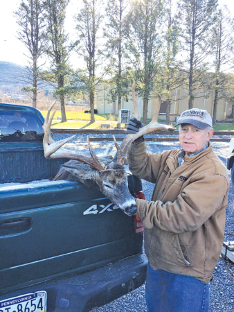 12th Annual Uncle Ron's Monster Buck Contest