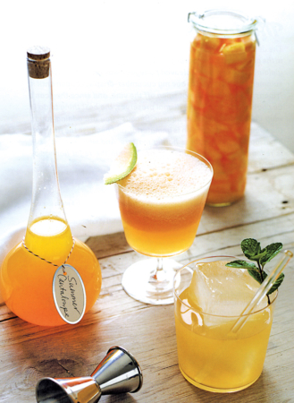 A Cold Concoction Perfect for Summer Nights