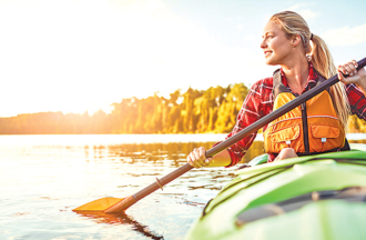 Why the Water Matters to Novice Kayakers