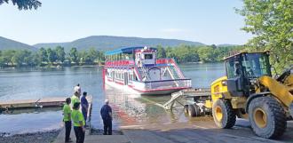 Hiawatha River Cruises Back In Business