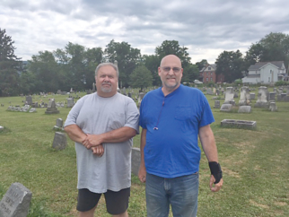 This Week's LION: Caretakers of the Williamsport Cemetery