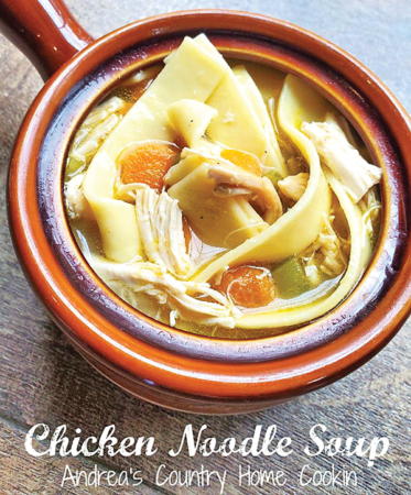 The Sniffles & Chicken Noodle