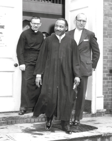 Dr. Martin Luther King Jr.  – Once Spoke at Lycoming College