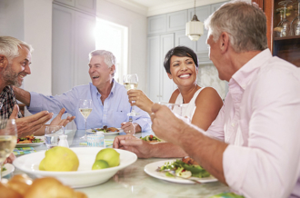 How to Build Friendships in Your Golden Years